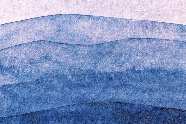 Fundo da arte abstrata cores azul marinho