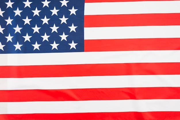 Fundo da bandeira dos estados unidos da américa