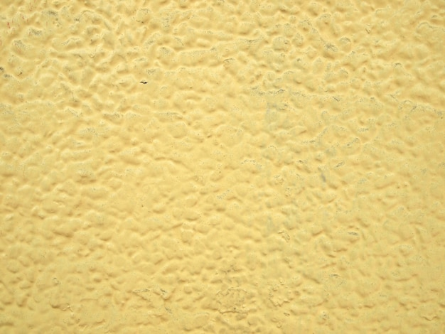 Fundo da parede amarela