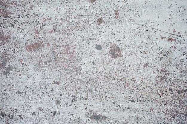 Fundo da parede de cimento sujo.