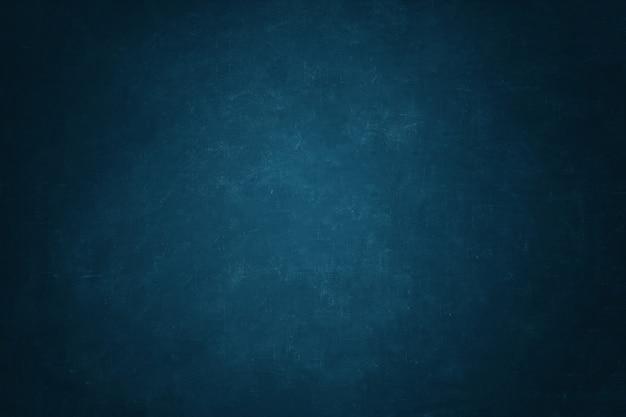 Fundo da parede de lousa azul escuro