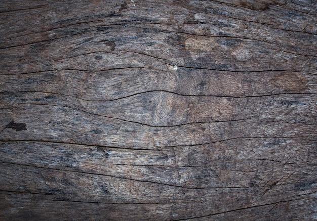Fundo da parede de madeira velha vintage, fundos e conceito de textura