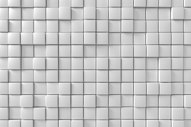 Fundo da parede de mosaico moderno
