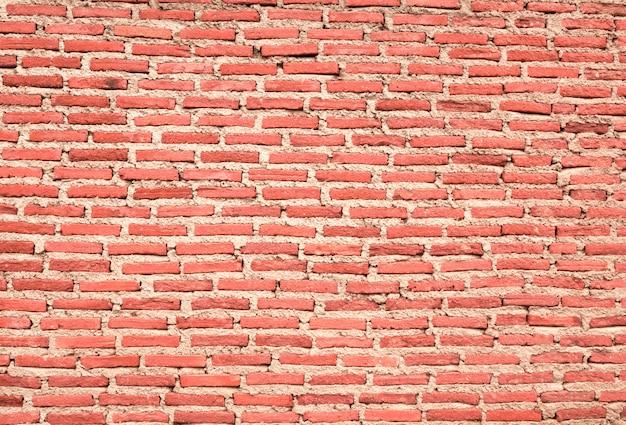 Fundo da parede de tijolo com espaço de cópia
