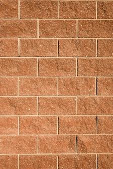 Fundo da parede de tijolo de casa