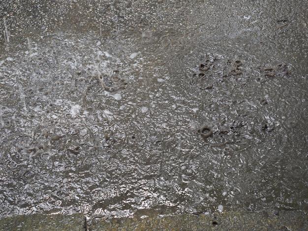 Fundo da superfície da água