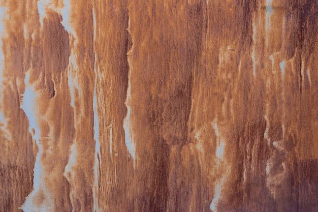 Fundo da textura da oxidação do metal.