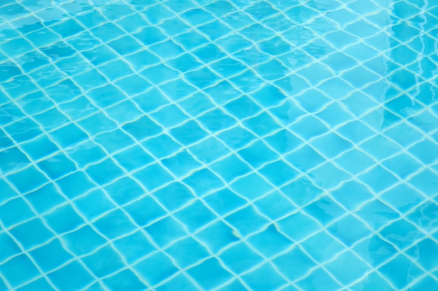 Fundo da textura da telha de telhas da piscina.