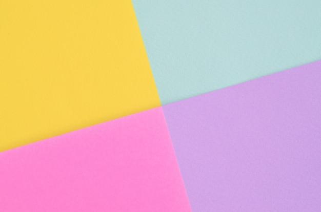 Fundo da textura de cores pastel da forma.