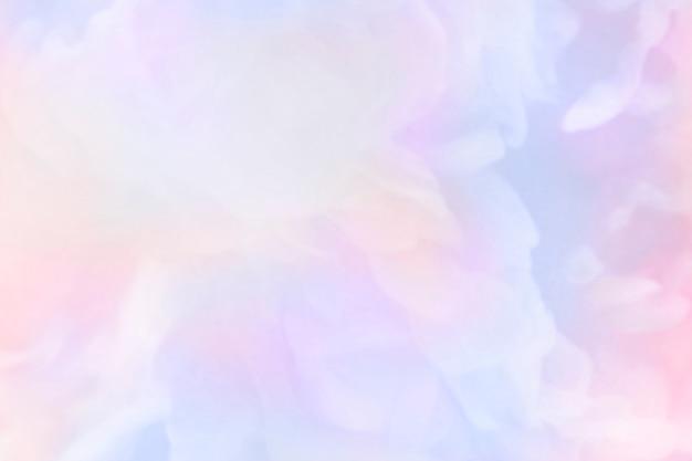 Fundo de aquarela rosa vibrante