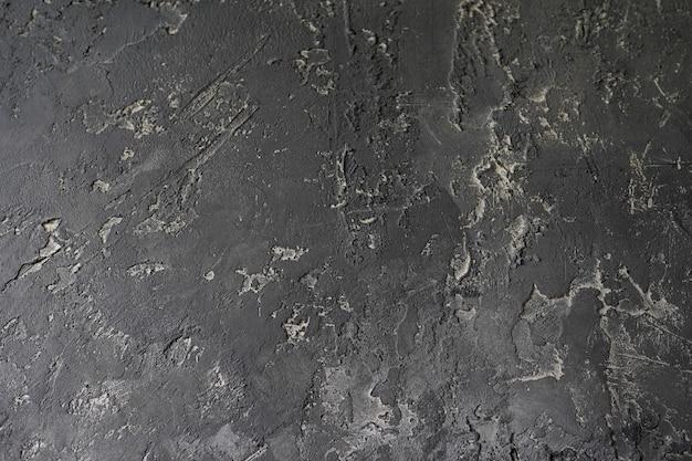 Fundo de ardósia preta cinza escuro