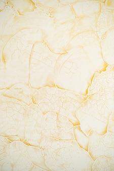 Fundo de arte de design de textura de mármore dourado
