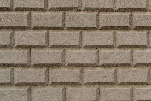 Fundo de azulejos cinza. padrão sem emenda.