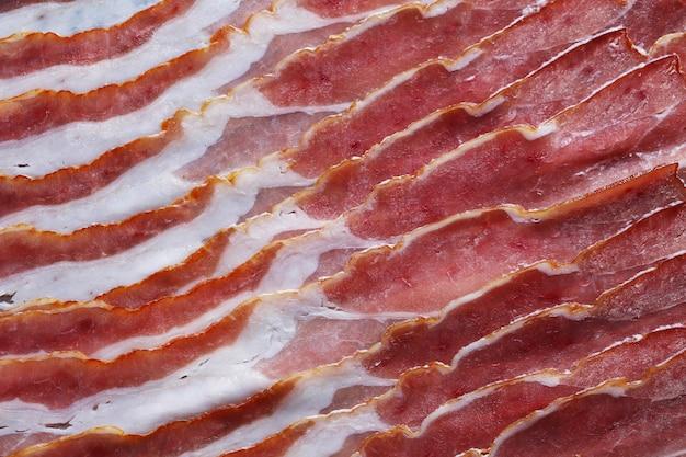 Fundo de bacon