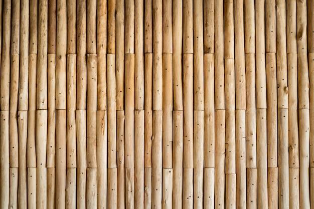 Fundo de bambu.