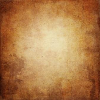 Fundo de belas-artes, em branco, fundo de borda marrom, grunge, tela,