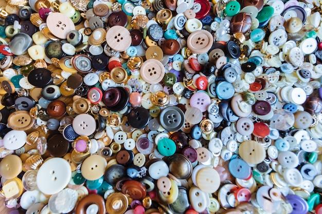 Fundo de botões