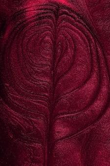 Fundo de brilho rosa abstrato. conceito de composição. manchas bonitas de lacas de unha líquidas. arte fluida, despeje a técnica de pintura. bom para colocar texto ou logotipo. fotografia horizontal.