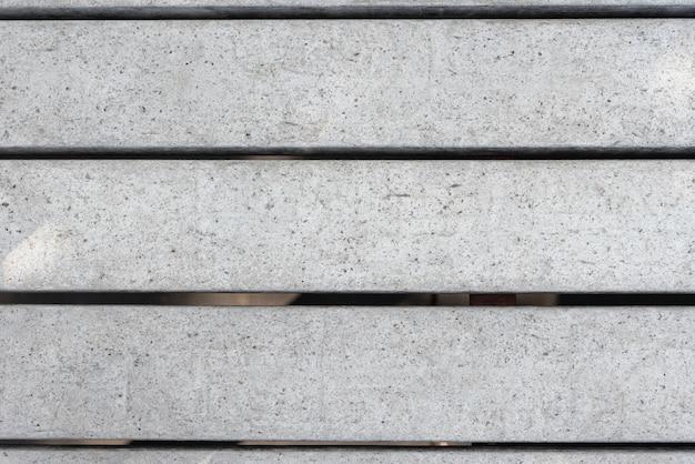 Fundo de cerca de madeira cinza simples