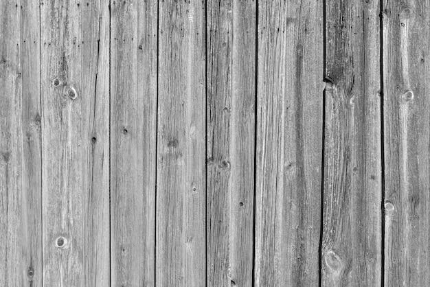 Fundo de cerca de madeira das antigas placas tratadas