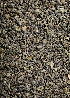 Fundo de chá verde