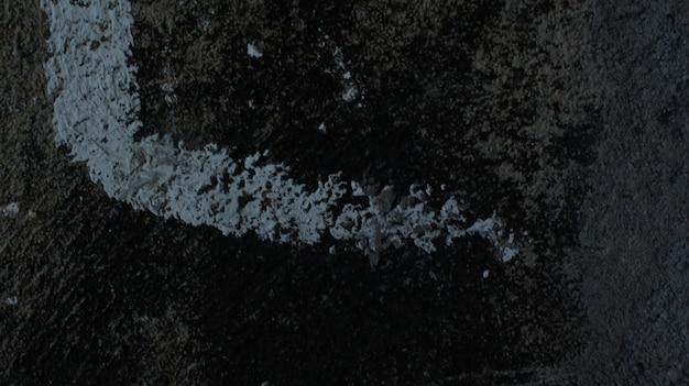 Fundo de cimento com textura de foto premium de parede cinza