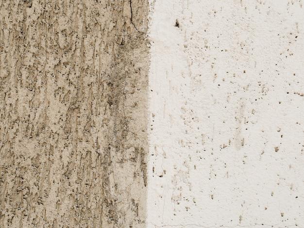Fundo de cimento resistido texturizado