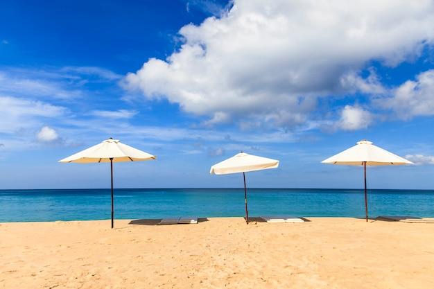 Fundo de conceito de férias de verão