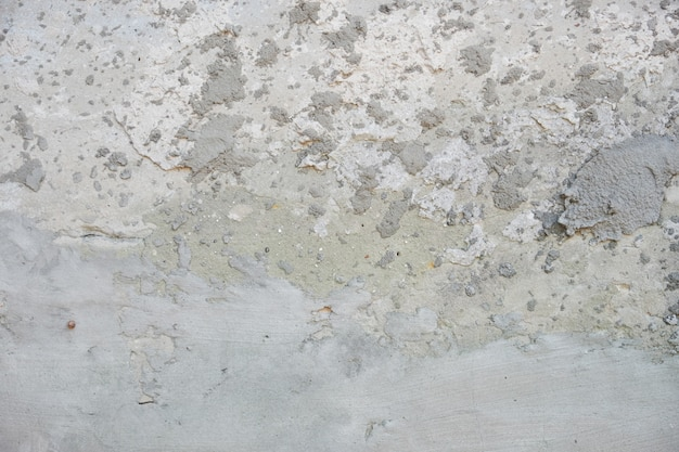 Fundo de concreto rachado
