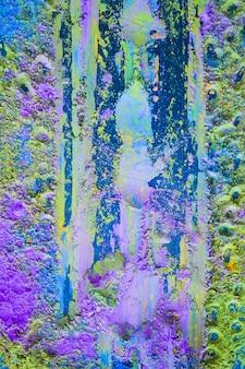 Fundo de cor de pó roxo holi