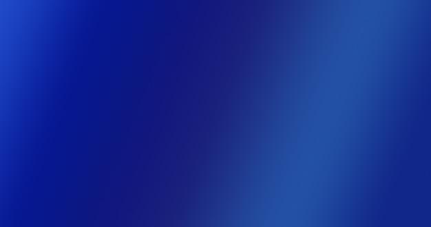 Fundo de cor gradiente azul elegante para pano de fundo abstrato criativo