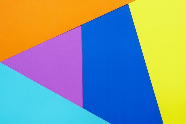 Fundo de cor pastel abstrata papel mínimo