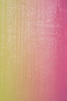 Fundo de cor pastel rosa e amarelo
