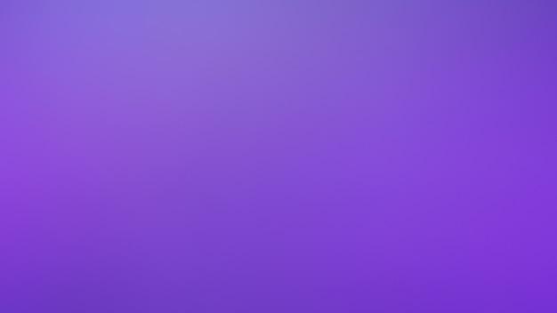 Fundo de cor roxa violeta. fundo gradiente borrado abstrato. modelo de banner.