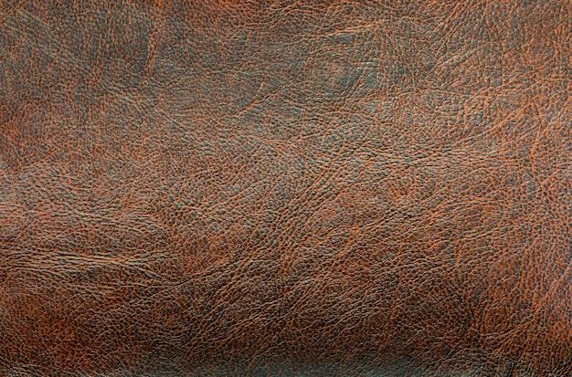 Fundo de couro da pele