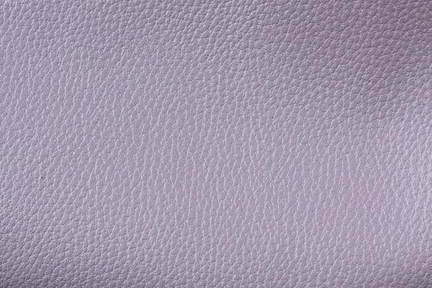 Fundo de couro lilás texturizado de close up, grão grande