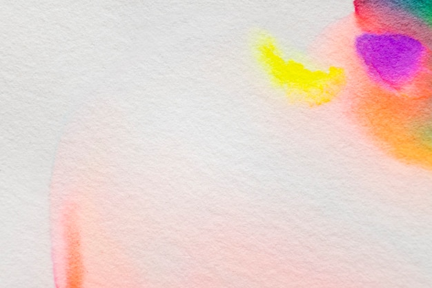 Fundo de cromatografia abstrato estético em tom neon