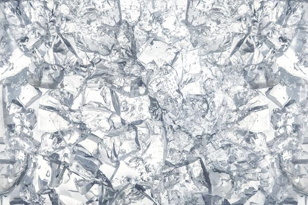 Fundo de cubos de gelo