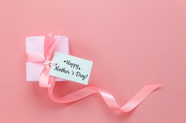 Fundo de dia das mães de vista superior.