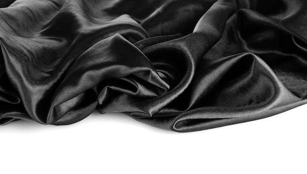 Fundo de drapeado de seda bonito