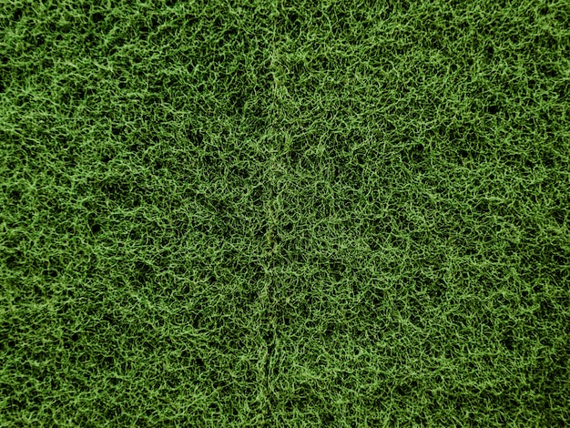 Fundo de esteira de grama verde