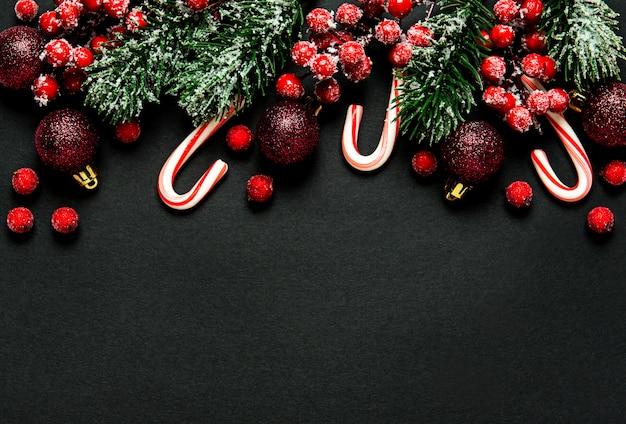Fundo de férias de natal