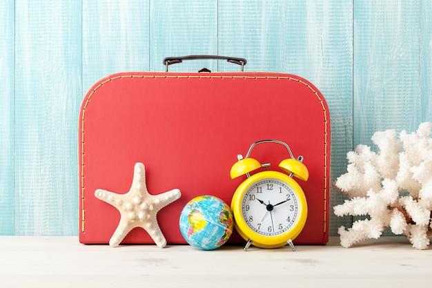 Fundo de férias, viagens de férias