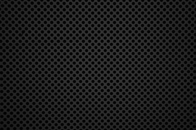 Fundo de ferro preto ou fundo de textura metálica