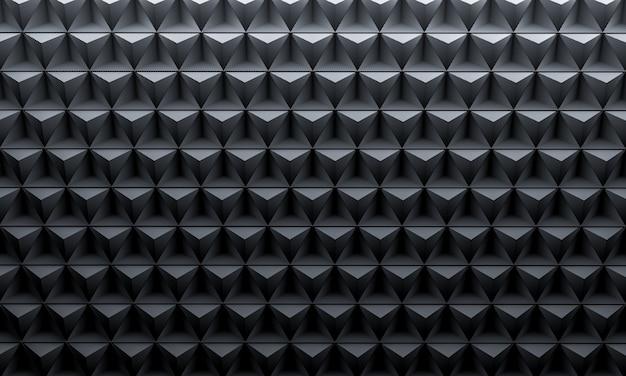 Fundo de fibra de carbono geométrica