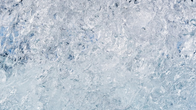 Fundo de gelo da islândia