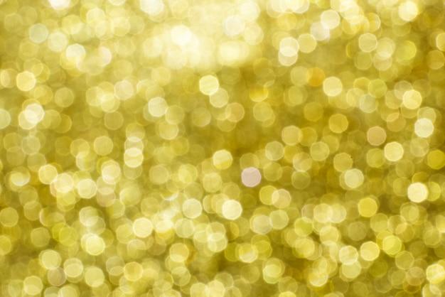 Fundo de glitter dourados
