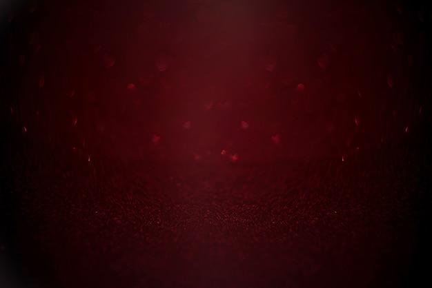 Fundo de glitter vermelho