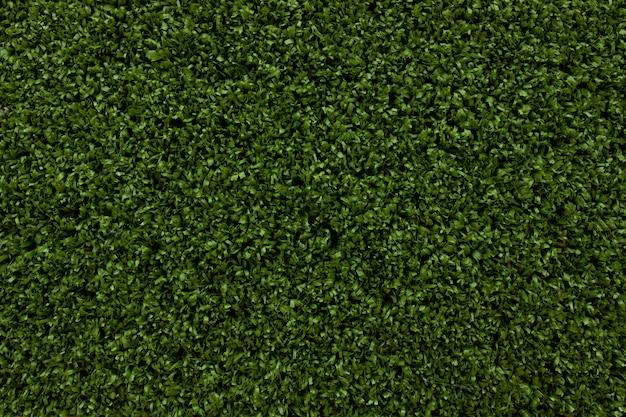 Fundo de grama artificial verde