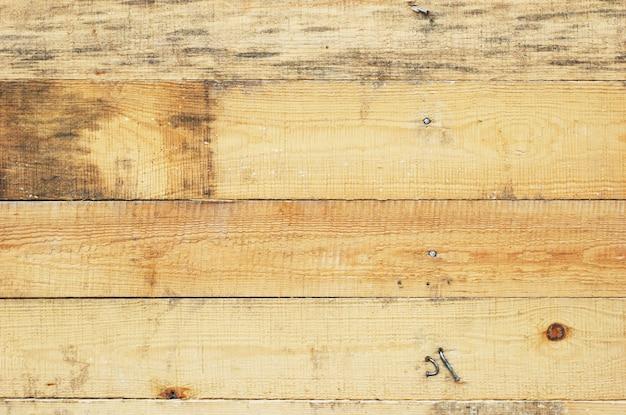 Fundo de grunge de placas de madeira
